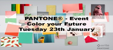 Pantone® Event - Color your Future