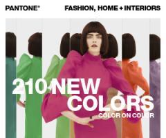 Pantone® - 210 New Textile Colors