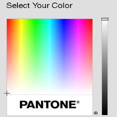 Pantone® Support