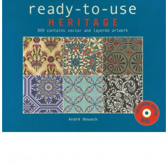 Ready To Use - Heritage incl. DVD with layered and vector artwork