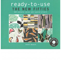 Ready To Use - The New Fifties incl. DVD with layered and vector artwork