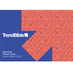 E-BOOK Trend Bible Baby & Kids - Lifestyle Trends A/W 22/23