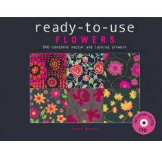 Ready To Use - Flowers incl. DVD