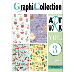 GraphiCollection Artwork Vol. 3 incl. DVD