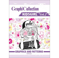 GraphiCollection KidsGirls Vol. 2 Incl. DVD - NEW