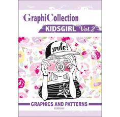 GraphiCollection KidsGirls Vol. 2 Incl. DVD - NEW