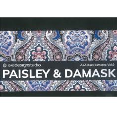 A+A Best Patterns Vol. 03 Paisley & Damask
