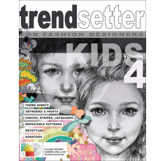 Trendsetter - Kids Graphic Collection Vol. 4