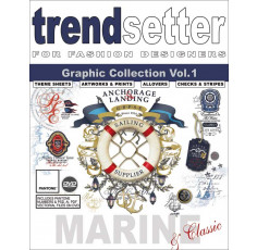 Trendsetter - Marine & Classic Graphic Collection Vol. 1 incl. DVD