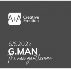 A+A G.MAN - Men Colors S/S 2022