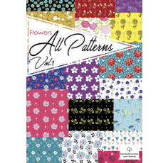 GraphiCollection Flowers AllPatterns Vol.1