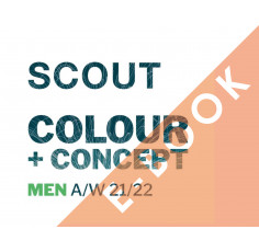 Scout MEN Colour & Concept A/W 2021.22 - EBOOK