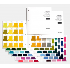 NEW! Pantone® Cotton Swatch Library UPDATE 315 New Colors