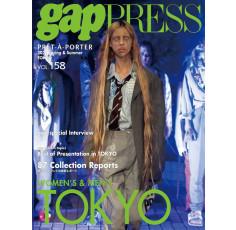 Gap Press P.A.P Collections Women Tokyo #158 SS2021