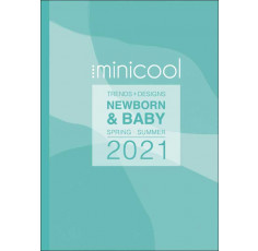 Minicool S/S 2021 - Original Graphic Design for New Born & Baby