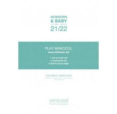 Minicool A/W 2021.22 - Original Graphic Design for New Born & Baby