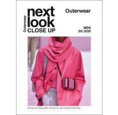 Next Look Close Up Men Outerwear # 7 S/S 2020