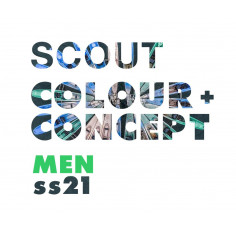 Scout MEN Colour & Concept S/S 2021