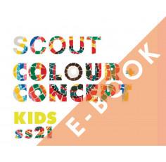 Scout E-BOOK KIDS Color & Concept S/S2021