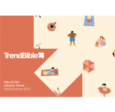 E-BOOK Trend Bible Baby & Kids - Lifestyle Trends S/S 2023