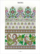 Vastra - Textile Arts of India incl. CD-ROM