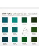 NEW! Pantone® Cotton Chip Set UPDATE 315 New Colors