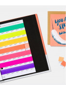 Pantone® Pastels & Neons Chips | Coated & Uncoated