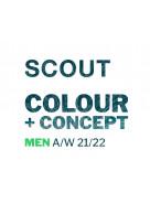 Scout MEN Colour & Concept A/W 2021.22