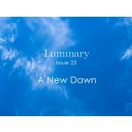Luminary A New Dawn SS22