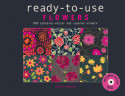 Ready To Use - Flowers incl. DVD with layered and vector artwork