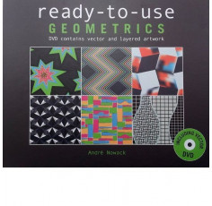 Ready To Use - Geometrics incl. DVD with layered and vector artwork