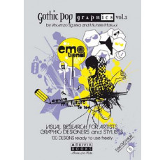 Gothic Pop Graphics Vol. 1 + DVD