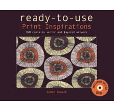 Ready To Use - Print Inspirations incl. DVD with layered and vector artwork