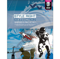 Style Right Collection Graphic & Print Kit. Vol. 1