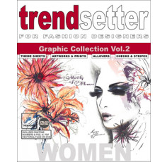 Trendsetter - Women Graphic Collection Vol. 2 + DVD