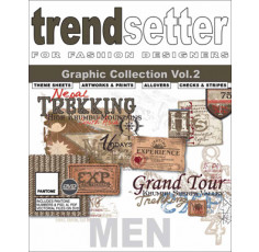 Trendsetter - Men Graphic Collection Vol. 2 + DVD