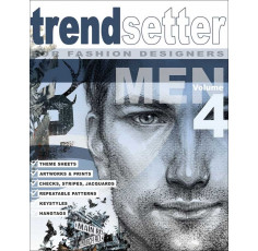 Trendsetter - Men Graphic Collection Vol. 4 + DVD - NEW