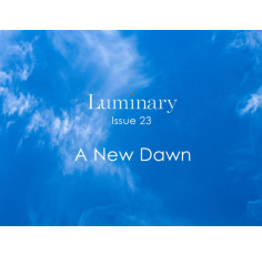 Luminary A New Dawn SS22