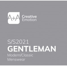 A+A Gentleman - Men Colors S/S 2021