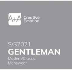 A+A Gentleman - Men Colors S/S 2021