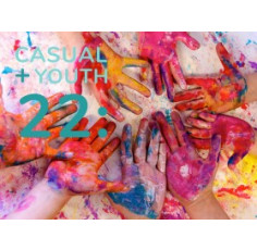 Scout CASUAL - Casual + Youth Colour & cConcepts S/S 2022