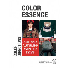 Color Essence Childrenswear A/W 2022/2023