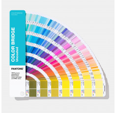 Pantone® Color Bridge Uncoated - Incl. 294 new colors