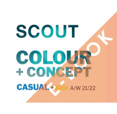 Scout E-BOOK CASUAL & KIDS Color & Concept A/W2021.2022