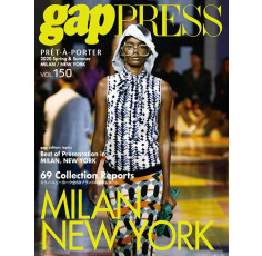Gap Press P.A.P Collections Women Milan/New York # 150 SS2020