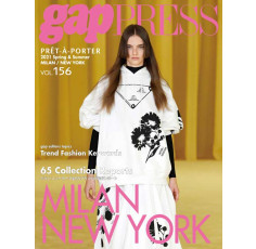 Gap Press P.A.P Collections Women Milan/New York # 156 SS2021