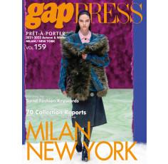 Gap Press P.A.P Collections Women Milan/New York #159 A/W 2021-2022