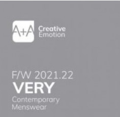 A+A Very - Men Fashion Trends A/W 2021.2022