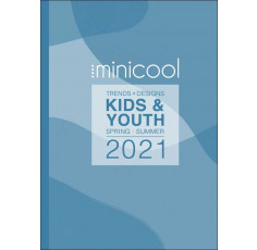 Minicool S/S 2021 - Original Graphic Design Kids & Youth - Incl. DVD