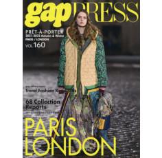 Gap Press P.A.P Collections Women Paris/London #160 A/W 2021-2022